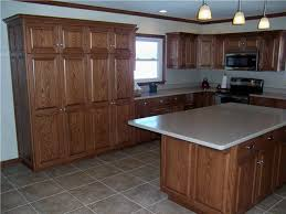 raised panel oak cabinets custom kitchen cabinets ds woods custom cabinets decatur