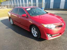 used 2013 toyota camry se used 2013 toyota camry se sedan for sale u5984 thomasville ga