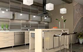 d馗oration de cuisine moderne decoration de cuisine moderne maison design bahbe com