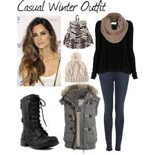 casual winter casual winter uk polyvore