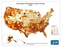 United States Map By Population by Social Determinants Of Health Maps Socioenvironmental Poverty