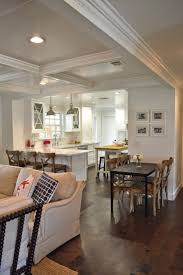 Kitchen Family Room Layout Ideas by Love This The Cape Cod Ranch Renovation Great Room U0026 Entry