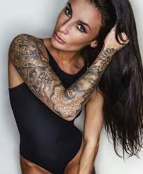 womens tattoo sleeve tattoo collections