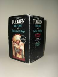 lord of the rings 50th anniversary edition hobbit and the lord of the rings four paperback book boxset from