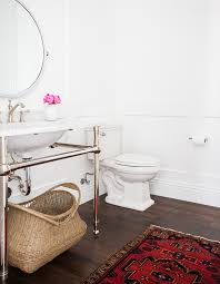 Rug In Bathroom This One Thing Will Add Style To Your Bathroom