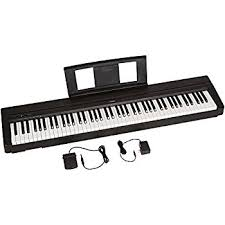 amazon black friday delivery and shipping problems amazon com yamaha p71 88 key weighted action digital piano with