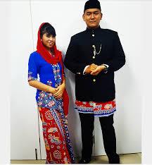 Baju Original file baju demang betawi png wikimedia commons