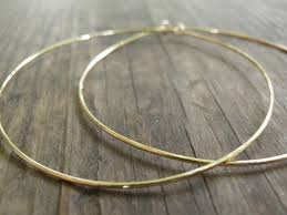 large gold hoop earrings big gold hoop earrings simple yet stunning gold hoop earrings