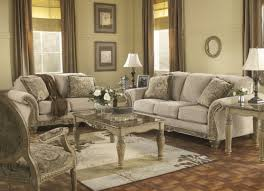 casual living room furniture example of a classic enclosed