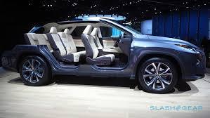 lexus jeep 2018 the la auto show 2017 was dominated by new suvs slashgear