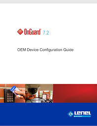 oem device configuration guide
