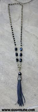 long crystal tassel necklace images 494 best tassel necklace images necklaces pearl jpg