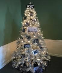 silver stardust tinsel artificial tree treetopia