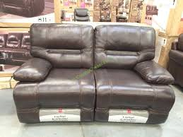 pulaski leather reclining sofa pulaski furniture leather reclining loveseat costcochaser together