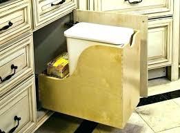 trash cans for kitchen cabinets kitchen trash can ideas kitchen trash can ideas kitchen cabinet