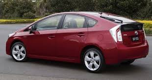 2012 toyota prius change toyota prius wedge shape could change for hybrid report