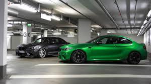 java green bmw bmw m2 im doppelpack java grün trifft mineralgrau metallic