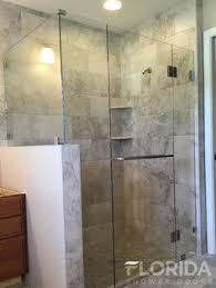 semi frameless 3 bathrooms pinterest frameless shower