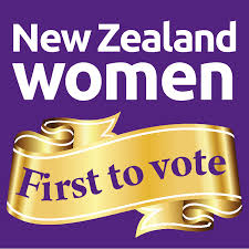 new zealand women first to vote the standard