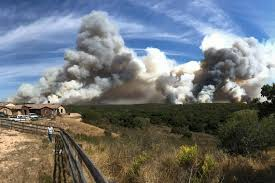 Wildfire Lompoc Ca by Atascadero Fire Atafirel3600 Twitter