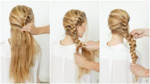 Hochsteckfrisuren Selber Machen Halblange Haare by Schöne Frisuren Selber Machen 55 Tolle Ideen