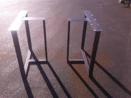 furniture stunning table legs metal design for coffee table ideas