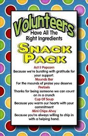 best 25 volunteer appreciation gifts ideas on