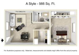 rosedale apartments boyd wilson floor plans a 2d 3d