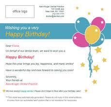 dental birthday reminder birthday reminder dental greetings