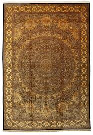 What Are Persian Rugs Made Of by Iranian Qum Silk Persian Rugs Are Great Picks For Home Decoration
