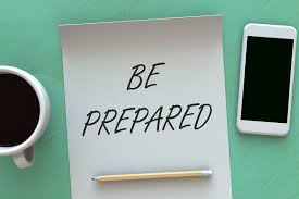 the blog reluctant preppers