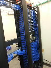 Home Network Closet Design Voice U0026 Data Cabling Akron Telecom Computer Company Kennacom