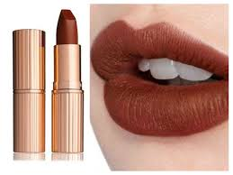 five brown lipstick shades that work perfectly with pale skin