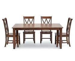 Mission Dining Room Chairs by This Review Is From Cottage 5 Pc Dining Room Set Furniture Row