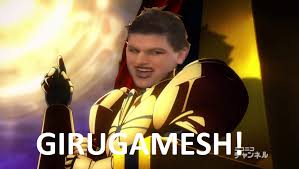 Girugamesh Meme - do you have enough black king of heroes girugamesh know your meme