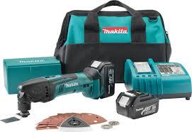 makita lxmt025 18v lxt li ion cordless multi tool kit
