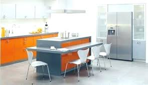 hauteur standard cuisine hauteur standard table de cuisine table cuisine americaine comptoir