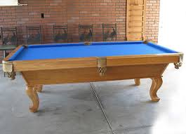 Dlt Pool Table by So Cal Pool Tables Tiburon Pool Table