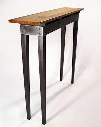 Metal And Wood Sofa Table by Best 25 Metal Furniture Legs Ideas On Pinterest Steel Table
