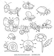 royalty free funny painted insects seamless design u2026 50973181