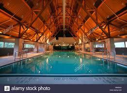indoor swimming pool alyeska prince hotel girdwood alaska usa