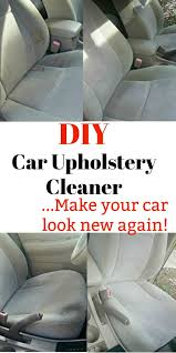 best 25 car upholstery ideas on pinterest clean car upholstery