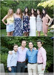 e b newton backyard engagement party steph stevens photo