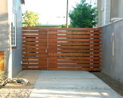 Fence Backyard Ideas by Fence Backyard Gate With Chedar Wood Gate Design Ideas Fence
