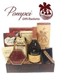 liquor gift baskets charleston wv from pompei baskets