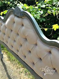 How To Button Upholstery Best 25 Diy Tufted Headboard Ideas On Pinterest Tufted