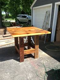 pub table height 42 42 inch tall pub table inch tall pub table 42 inch round bar height