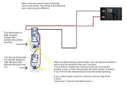 how to connect a water heater thermostat best electronic 2017