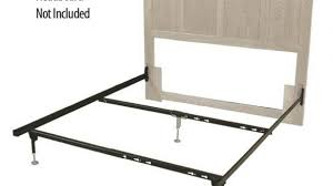 brilliant sturdy metal bed frame with headboard and footboard