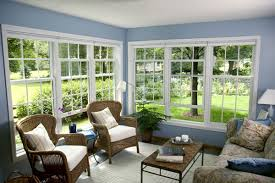 furniture interior paint color and window treatment with wicker